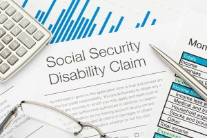 Maryland social security disability claims