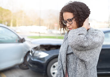 Top 5 Auto Accident Injuries in Maryland