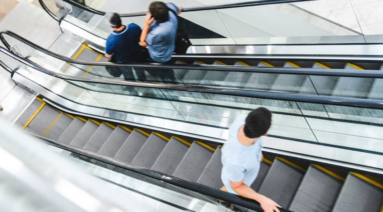 Escalator Injury Lawyer Maryland