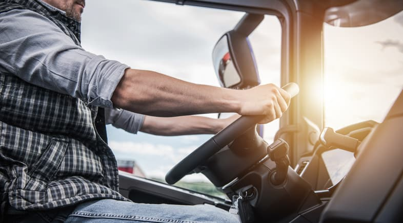 Truck Accident Driver Fatigue Maryland