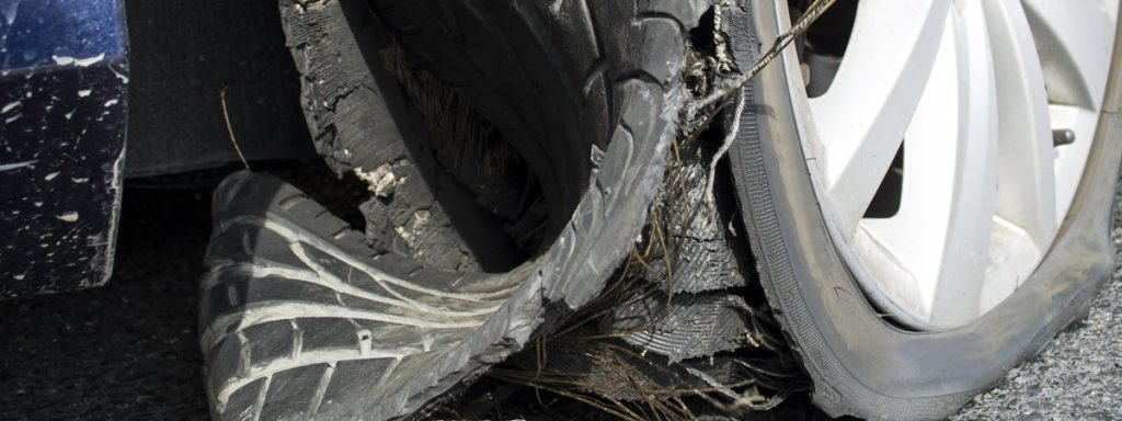 The Dangers of Truck Tire Blowouts
