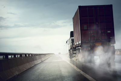 Truck Accidents Braking Issues Maryland