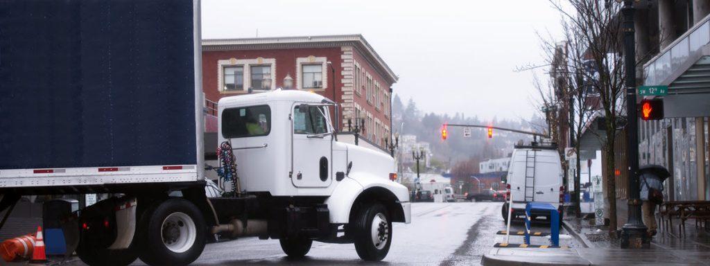 Trucks Left Hand Turn Accidents