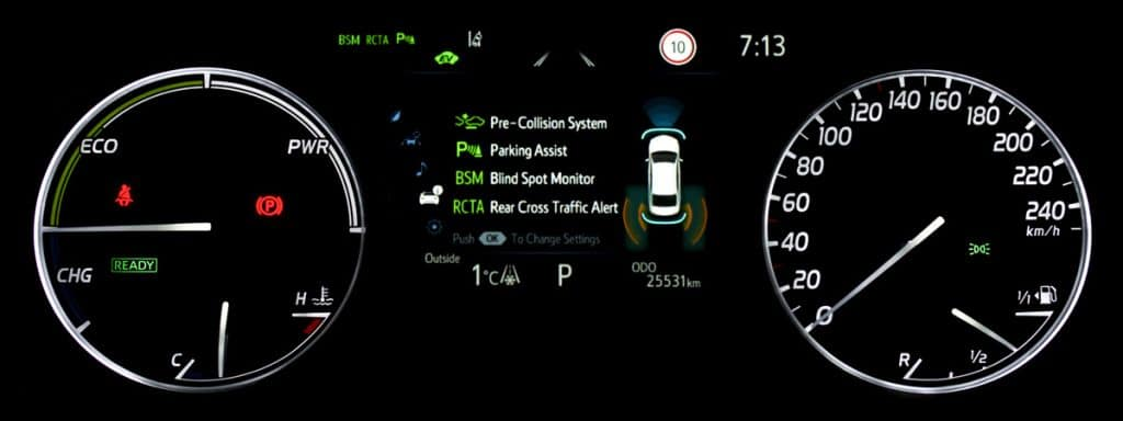 Vehicle Safety Technology in Accidents