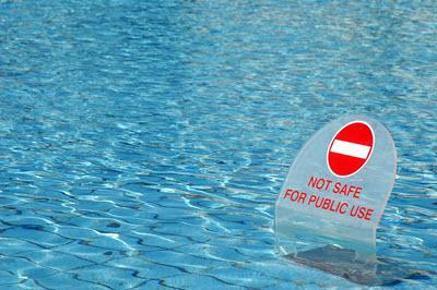 Slip and Fall Pool Maryland