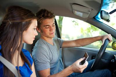 Teen driving dangers